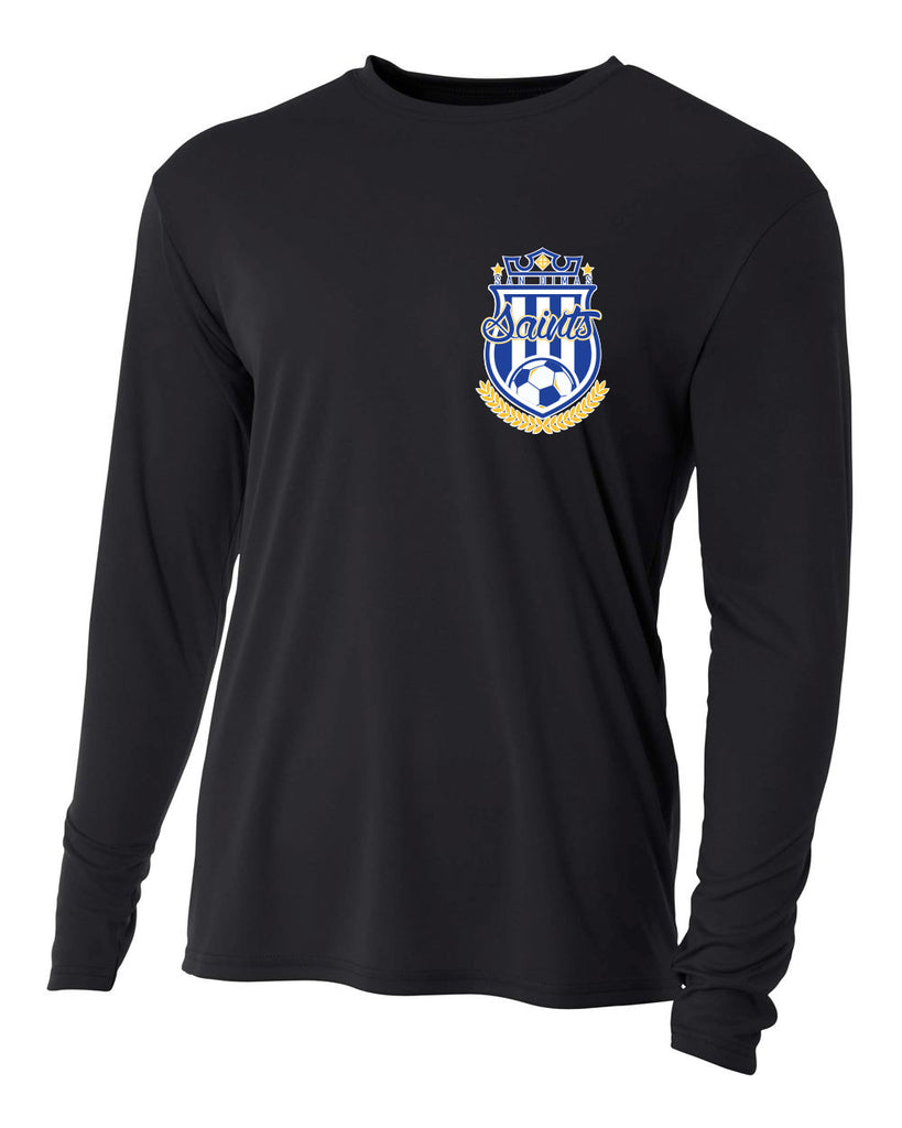 San Dimas Saints - L/S Training Tee