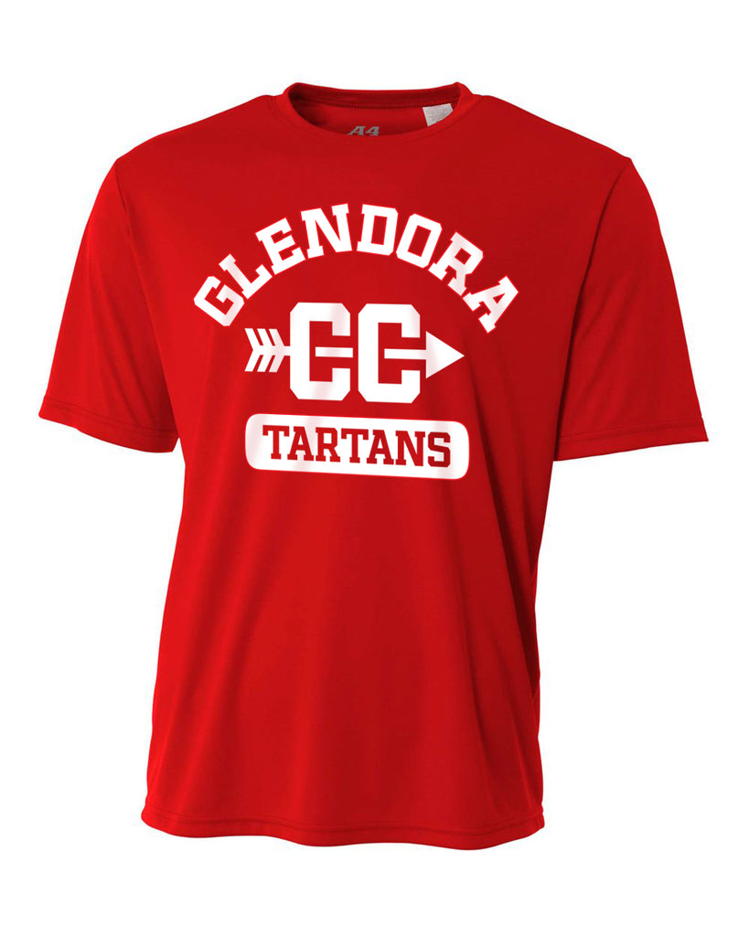 Glendora Cross Country - Red Jersey