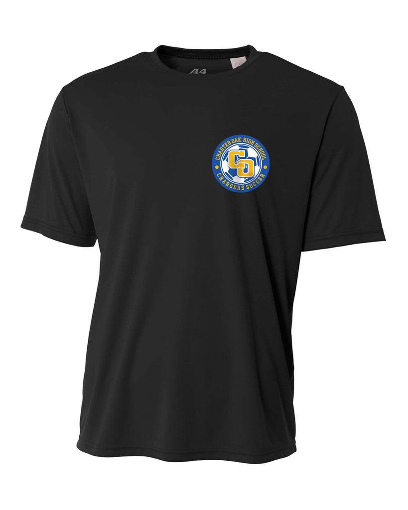 Charter Oak Chargers - Mens Cotton Tee