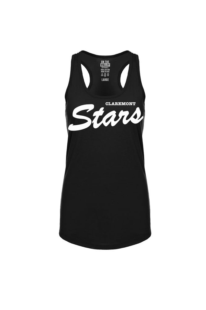 Claremont Stars - Womens Tank Top