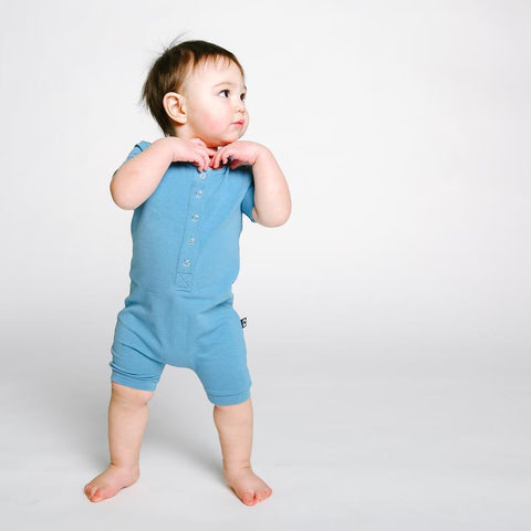 comfy and soft gender neutral baby rompers for newborns