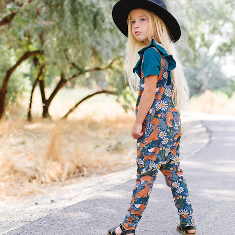 Girls Rompers - Easy Outfits for Schools
