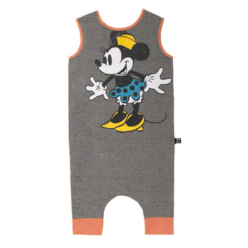 Tank Capri Rag Romper - 'Vintage Minnie' - Disney Collection from RAGS