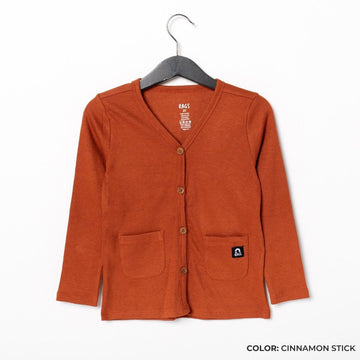 Kids Essentials Cardigan - 'Kids Cardigan in Multiple Colors'