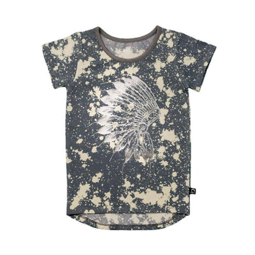 Kids OG Style Tee - 'Native' - Acid Wash