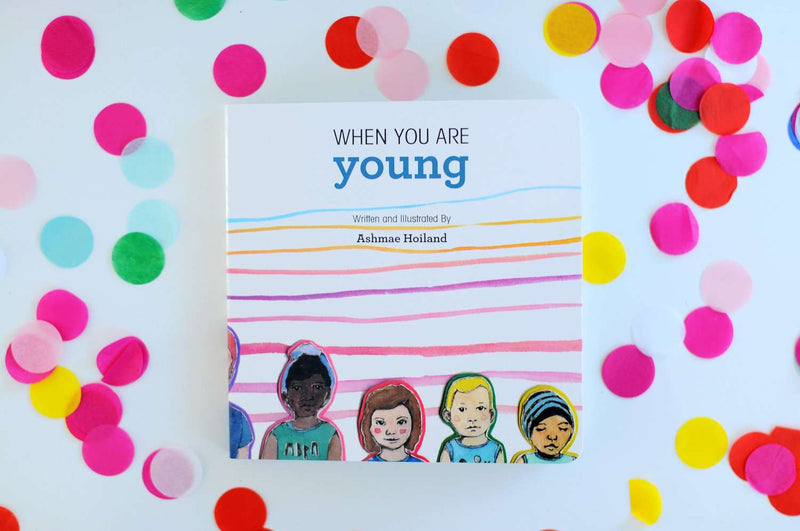 Board Book - When You Are Young