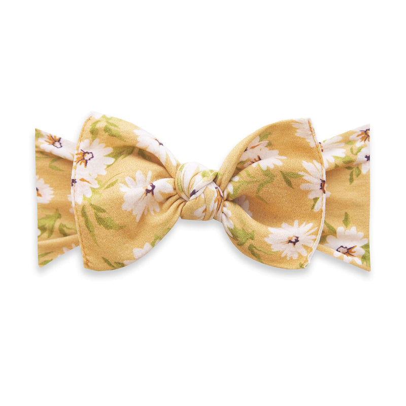 Baby Bling Bow - 'Daisy Floral'