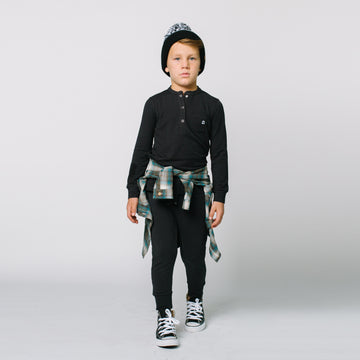 Kids Essentials Joggers - 'Phantom'