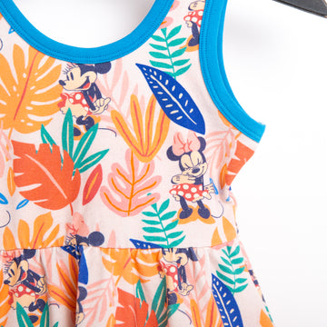 Tank Swing Dress - 'Tropical Minnie' - Disney Collection from RAGS