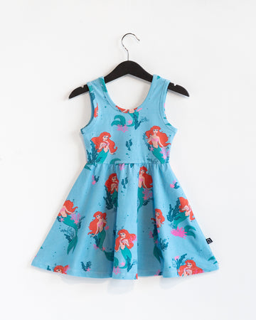 Tank Swing Dress - 'Part of Your World' - Disney Collection from RAGS