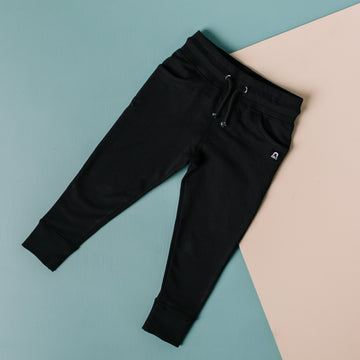 Kids Essentials Joggers - 'Phantom' - Winter