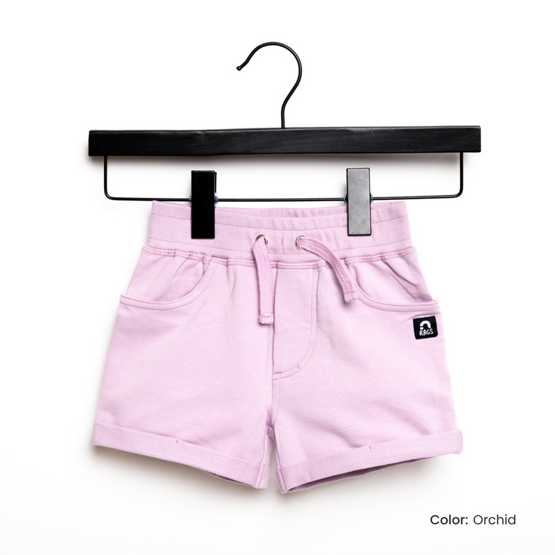 Essentials Shorts with Rolled Hem - 'Shorts in Multiple Colors' - Summer 2021