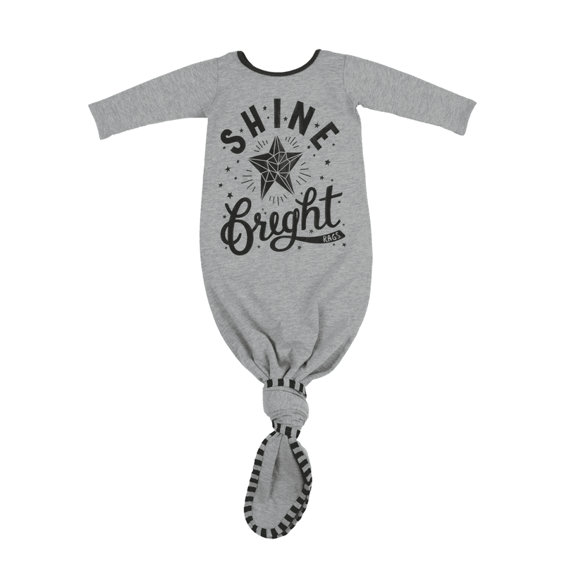 Baby Pouch - 'Shine Bright'