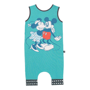 Tank Capri Rag - 'Vintage Mickey & Minnie' - Disney Collection from RAGS