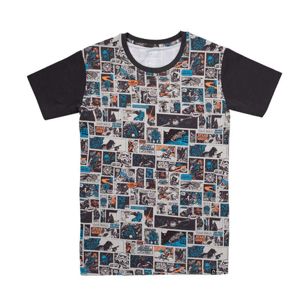 6f3d7ad01 Adult Unisex Tee - 'Star Wars Comic' - Star Wars Collection from Rags