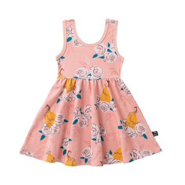 Tank Swing Dress - 'Belle Floral' - Disney Collection from RAGS