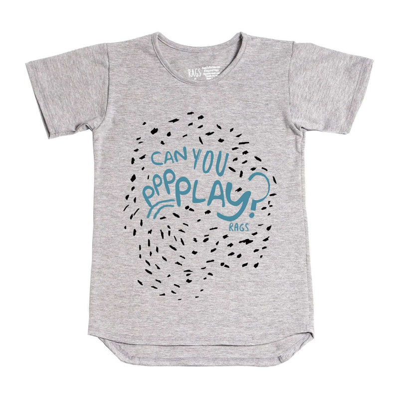 Tee Shirt  - 'Can You Play?'