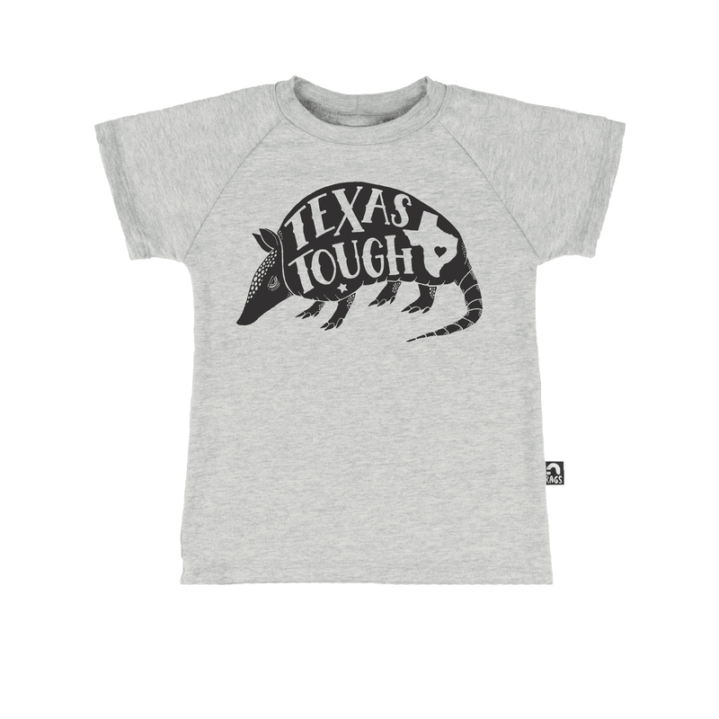 Kids Tee Shirt  - 'Texas Tough'