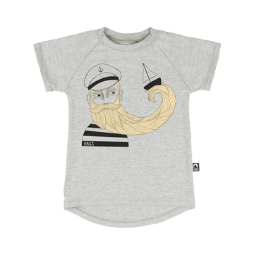 Tee Shirt  - 'The Captain'