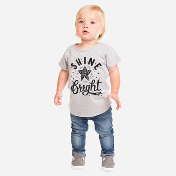 Tee Shirt  - 'Shine Bright'