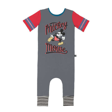 Retro Sleeve Rag - 'Running Mickey Mouse' - Disney Collection from RAGS