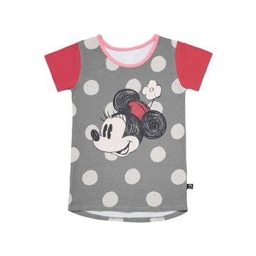 Kid's OG Style Tee - 'Minnie Flower' - Disney Collection