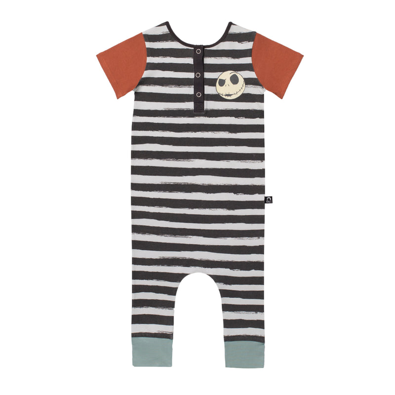 Short Sleeve Henley Rag - 'Jack Stripes' - Disney Collection from RAGS