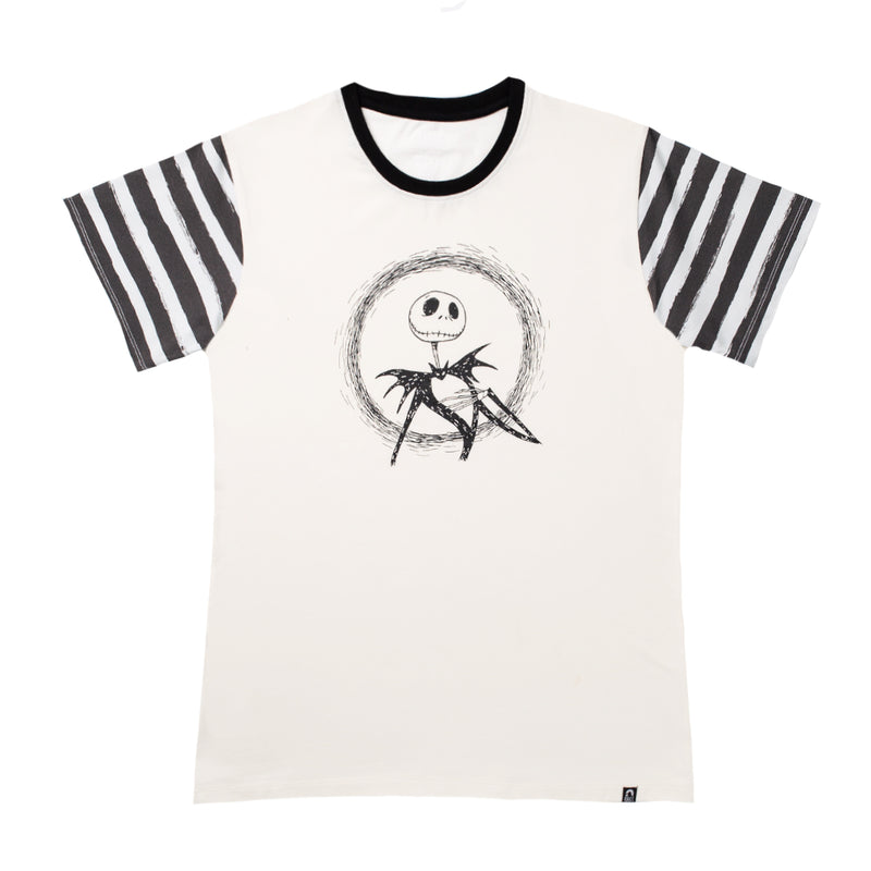Unisex Adult Tee - 'The Pumpkin King' - Disney Collection from RAGS