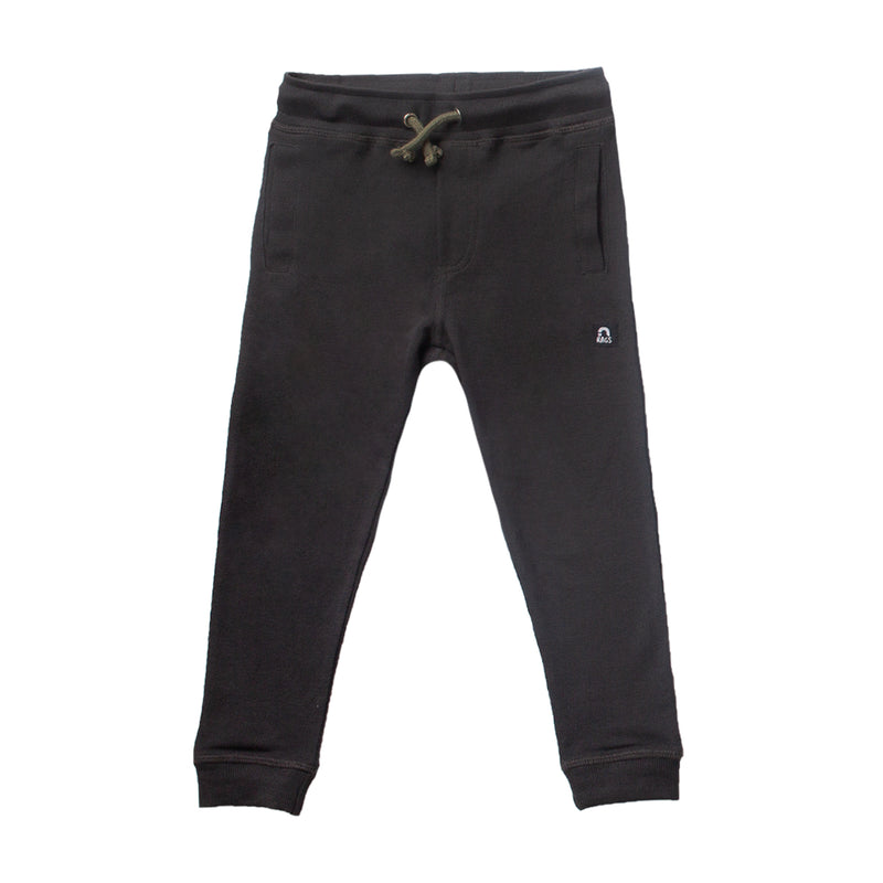 Kids Joggers - 'Black Phantom'