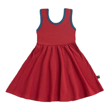 Tank Swing Dress - 'Red' - 4th of July