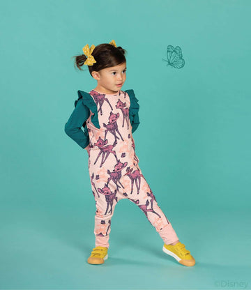 Long Sleeve Ruffle Rag - 'Bambi & Thumper' - Disney Collection from RAGS
