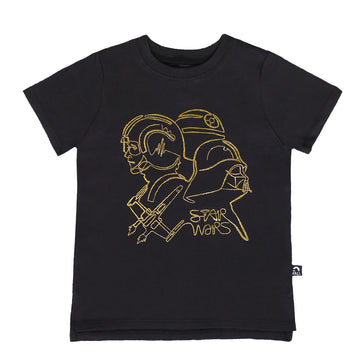 Short Sleeve Tee - 'Star Wars Line' - Star Wars Collection from RAGS