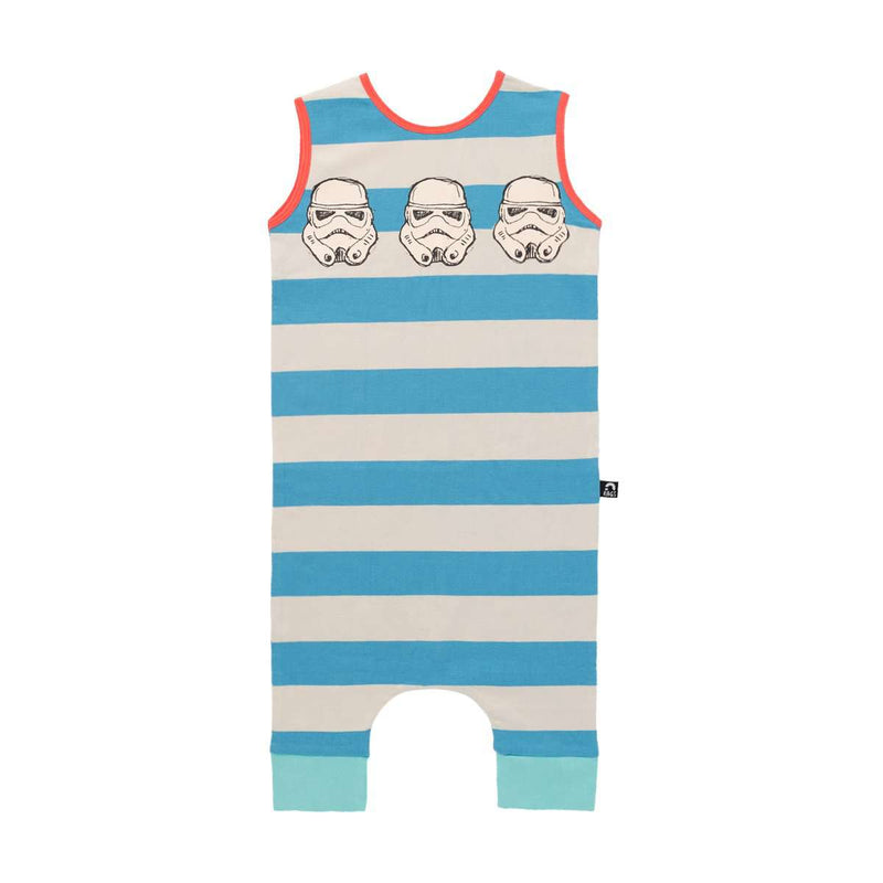 Tank Capri Rag - 'Stripe Stormtrooper' -  Star Wars Collection from RAGS