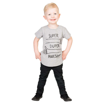 Tee Shirt  - 'Super Duper Awesome!'