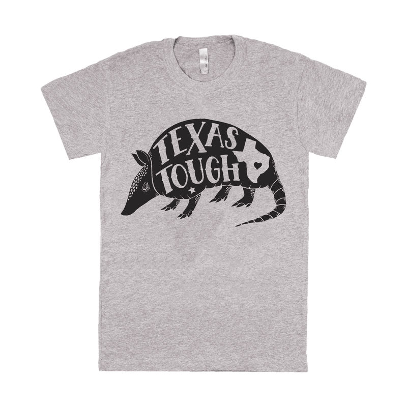 Unisex Adult Tee Shirt - 'Texas Tough'
