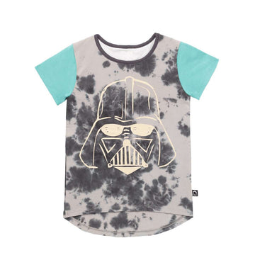 Drop Back Tee - 'Vader' - Star Wars Collection from Rags