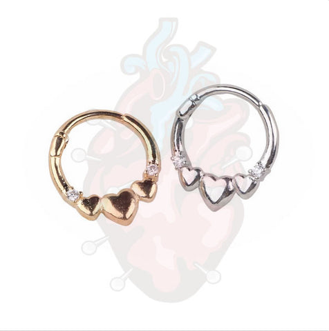 Hearts & Gems Clicker
