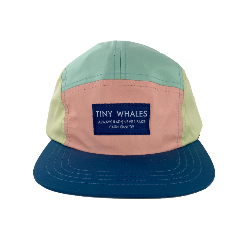 Shaved Ice Five Panel Hat