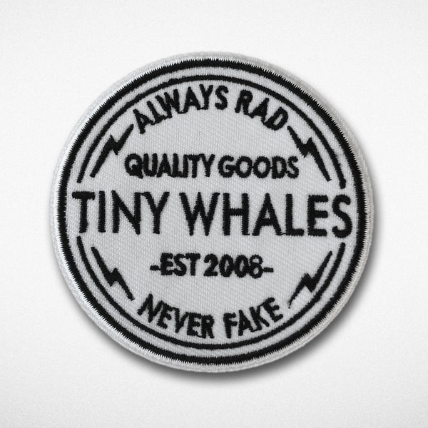 Tiny Whales TM Patch