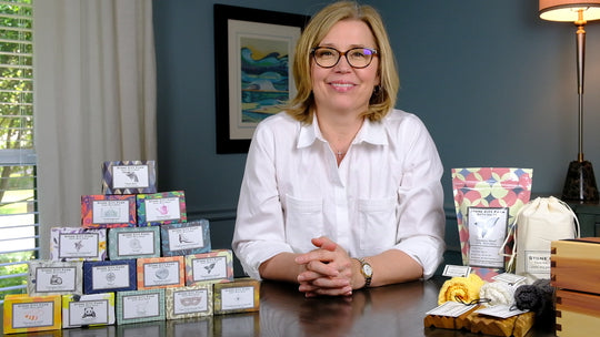 Listen to what Kim from Dallas has to say about our soap!