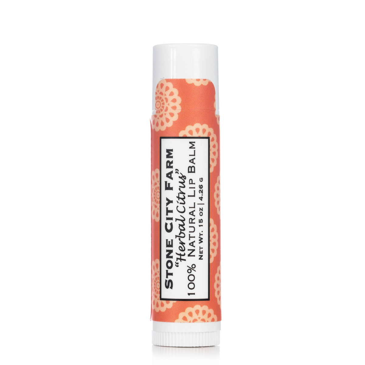Herbal Citrus Lip Balm