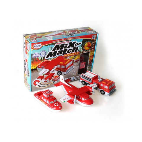 Mix or Match Fire and Rescue Set
