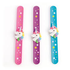 Unicorn Slap Braclets