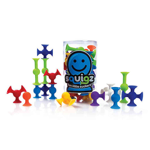 Squigz Fat Brain 24 Piece kit
