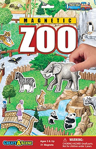 Magnetic Zoo