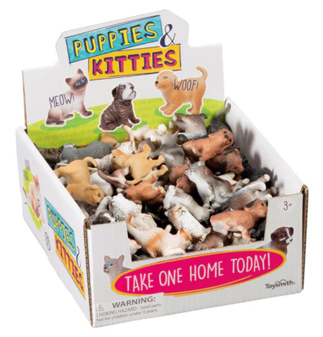 Puppies & Kitties Mini