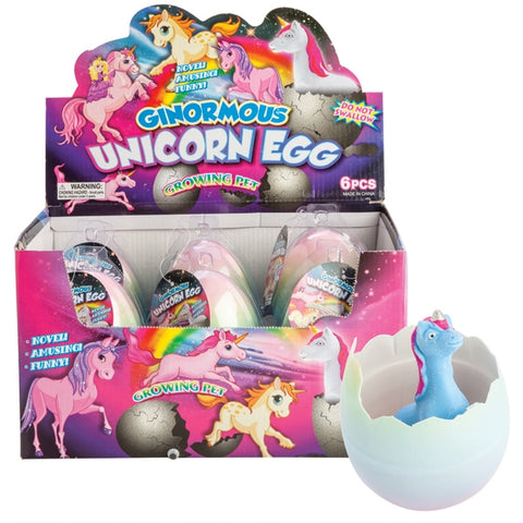 Unicorn Grow Egg