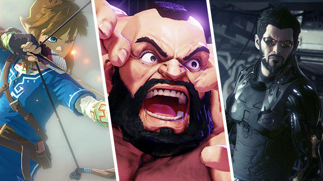 Most anticipated video games coming in 2016