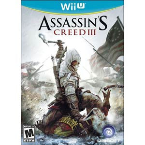 Assassin's Creed III - Nintendo Wii U
