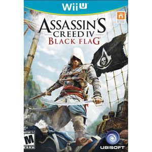 Assassin's Creed IV Black Flag - Nintendo WiiU